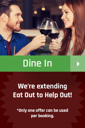 Dine in offer!